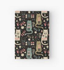 Cat Folk  Hardcover Journal