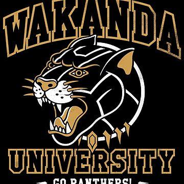 Wakanda University by Nemons