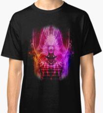 Transcendence trippy design universe meditation Zen Yoga & Meditation Classic T-Shirt