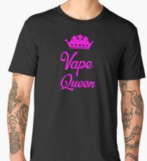 Vape Queen Funny Vaper For Women  Men's Premium T-Shirt