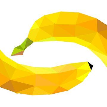 The banana by DrTigrou