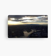Good Morning Melbourne Canvas Print
