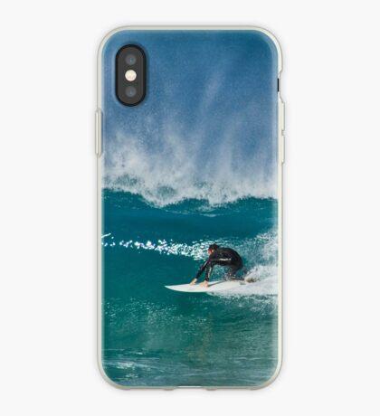 Close Out - Maroubra Beach - Sydney - Australia iPhone Case