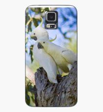 Sulfur-Crested Cockatoos - Sydney - Australia Case/Skin for Samsung Galaxy