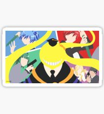 Assassination classroom Sticker
