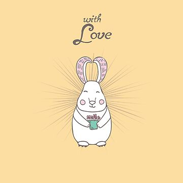 From Bunny with Love  by thedailybunnies