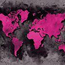 world map 139 #worldmap #map by JBJart