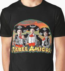 Die drei Freunde Grafik T-Shirt