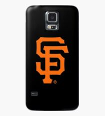 San Francisco Giants SF Orange Case/Skin for Samsung Galaxy