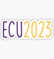 écu 2023 Sticker