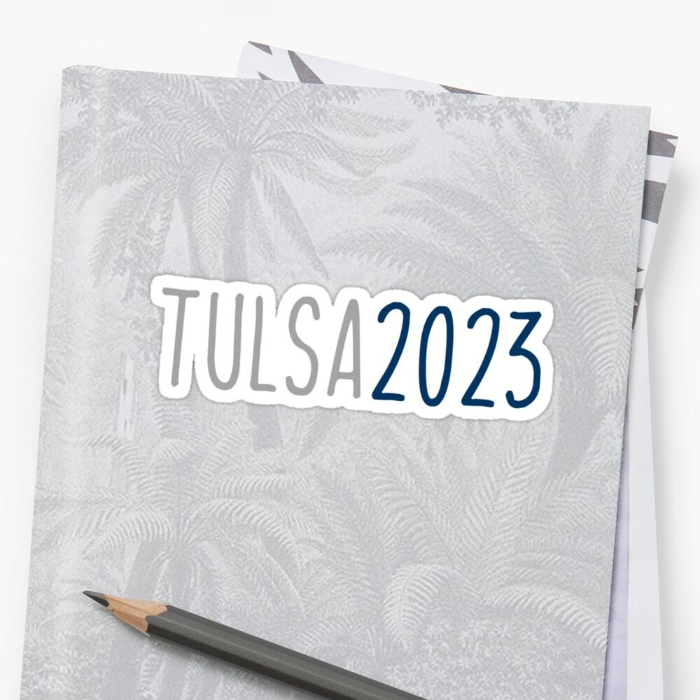 tulsa 2023 by clairekeanna