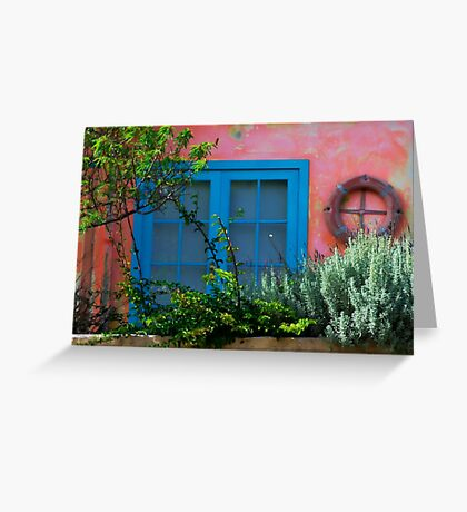 High Water Mark - SYDNEY - AUSTRALIA Greeting Card