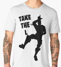 fortnite take the L Men's Premium T-Shirt