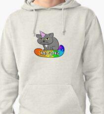 Nope Cat Mens Sweatshirts Hoodies Redbubble