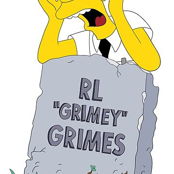 "RL ""Grimey"" Grimes by georgeinthelife"