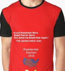 Fat conservative man Graphic T-Shirt