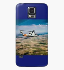 Helicopter flight Case/Skin for Samsung Galaxy