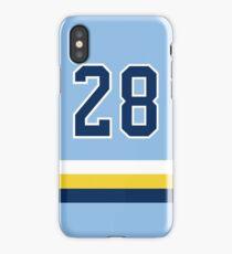 Tampa Bay Baseball - Sky Number 28 iPhone Case