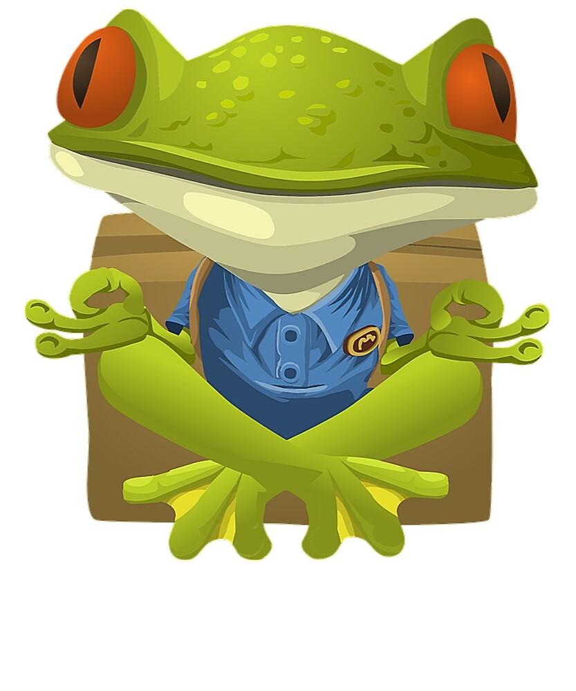 Frog Prince by Amir Rimer