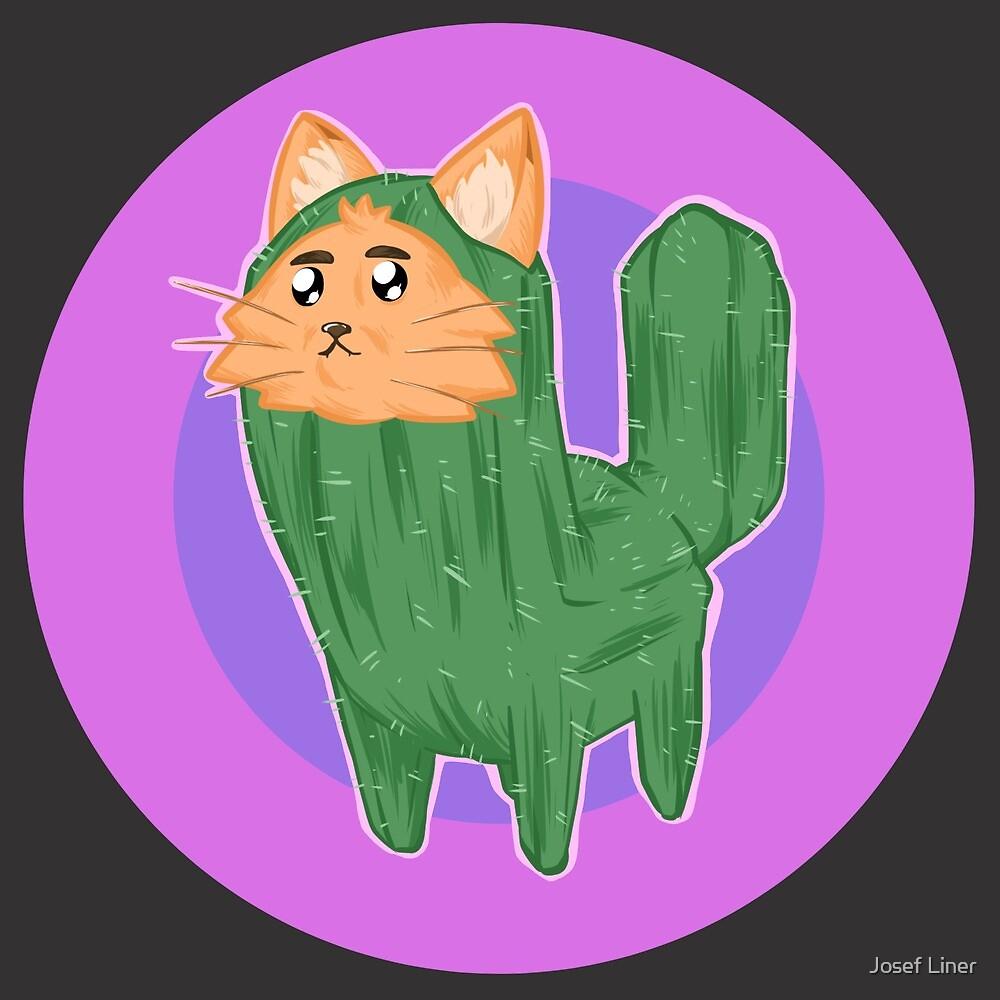 Cactus Cat! by Josef Liner