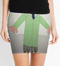 Beaker (The Muppets) Mini Skirt
