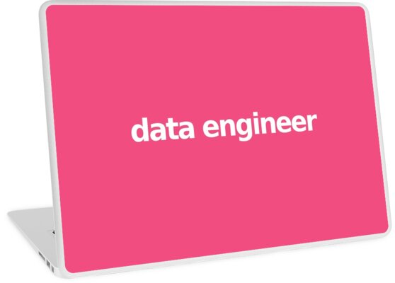 Data Engineer - Pink by munchgifts