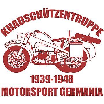 Kradschützentruppe - Motorsport Germania by Entex