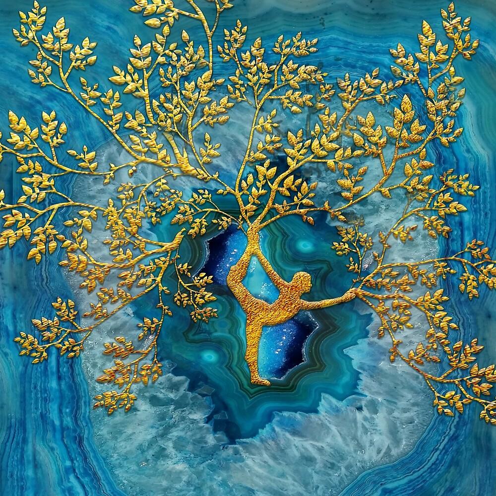 Blue Dream by DesitaArt