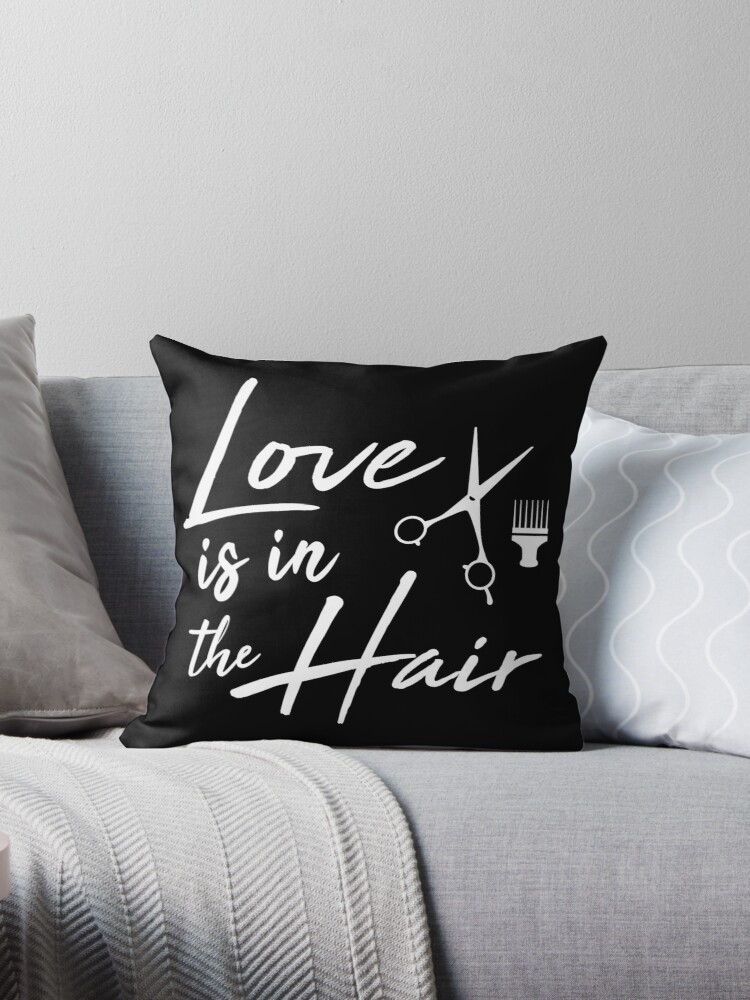 Love is in the Hair by corbrand