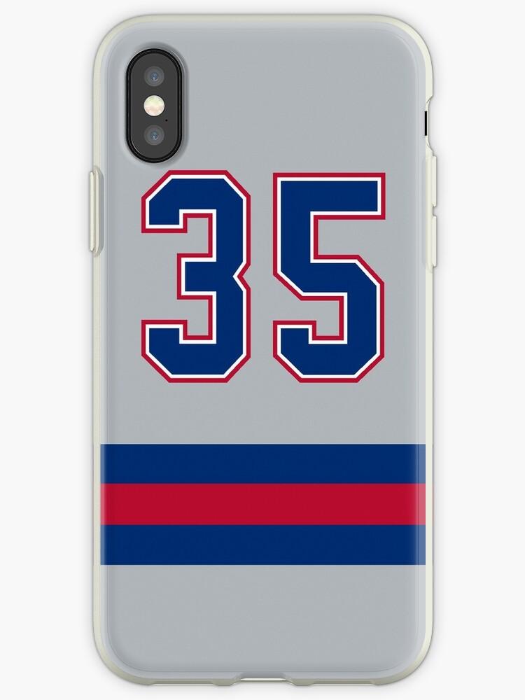 Texas Baseball - Grey Number 35 by flatback4