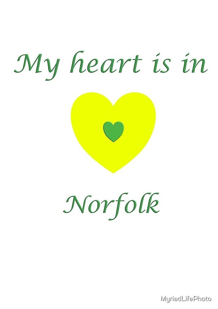 My Heart is in Norfolk  by MyriadLifePhoto