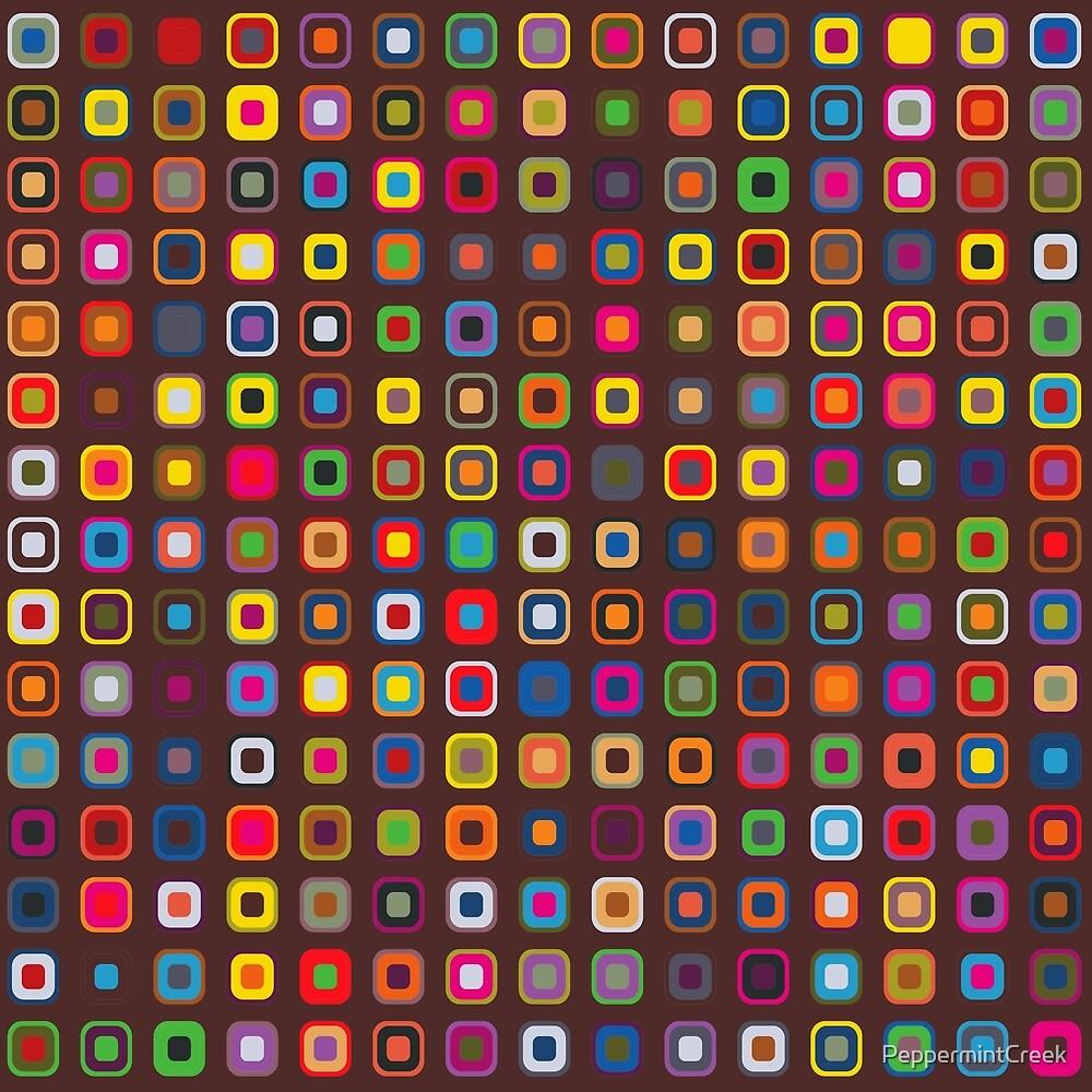 Retro Squares by PeppermintCreek