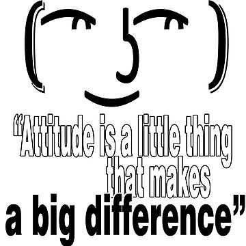 "Get Inspired. Get Motivated - ""Attitude is a little thing that makes a big difference"" by cadcamcaefea"