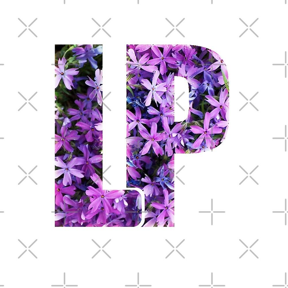 LP - Flower Logo by NewMerchandise