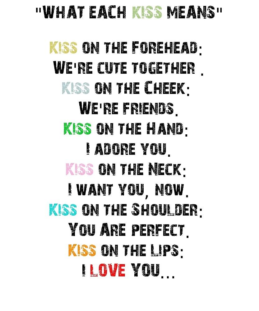 Kissing by allthismusic
