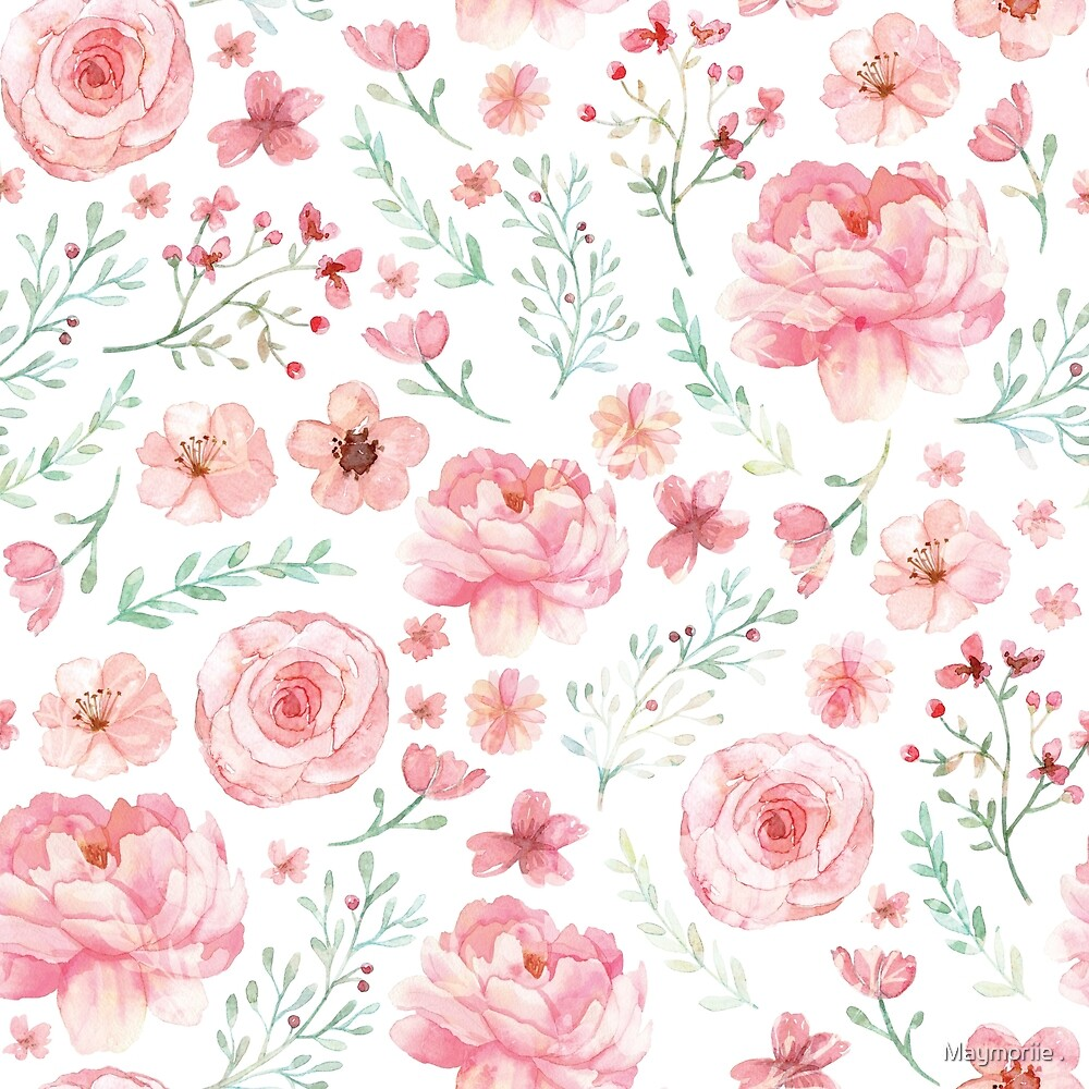 Sweety Floral by Maymoriie .