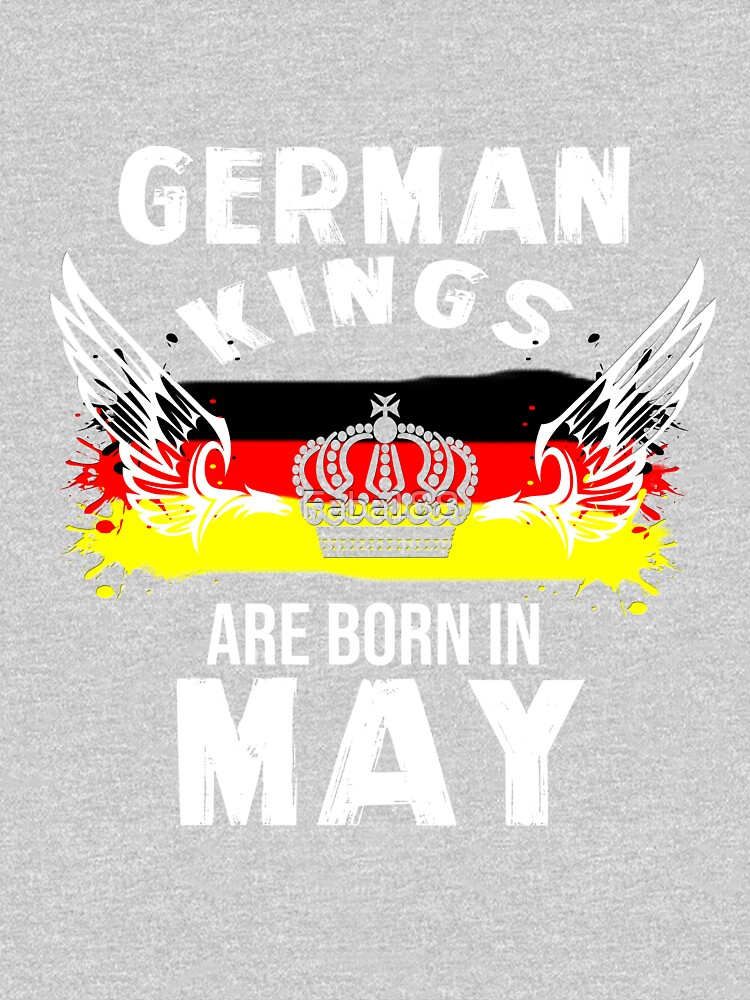 German Kings Are Born In May by Faba188