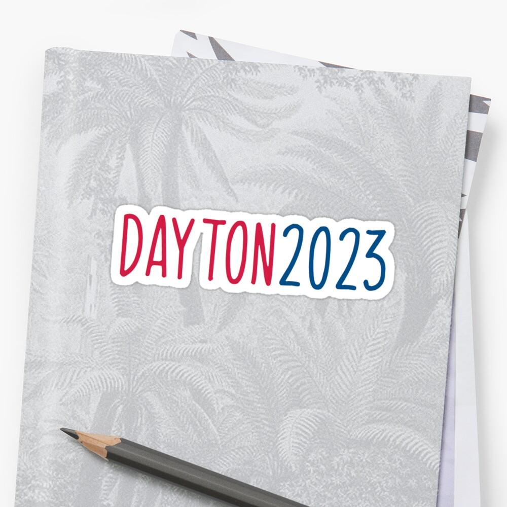dayton 2023 by clairekeanna