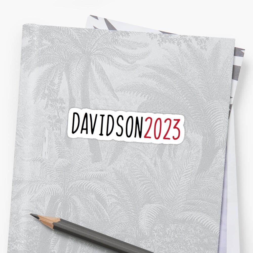 davidson 2023 by clairekeanna