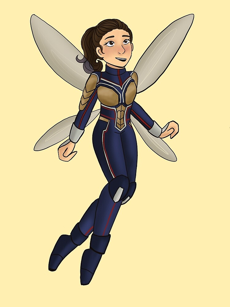 Wasp by Meghan C