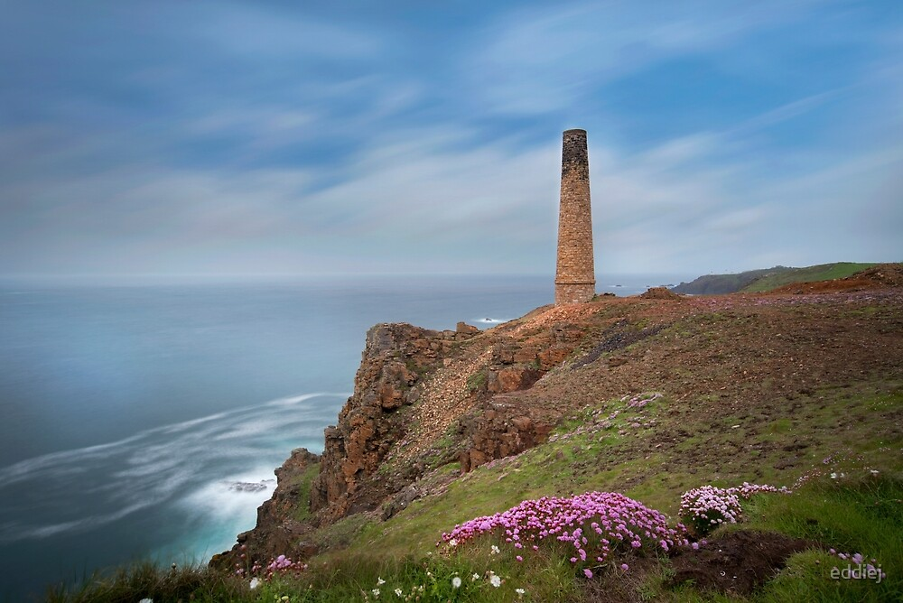 Levant mine St Just by eddiej