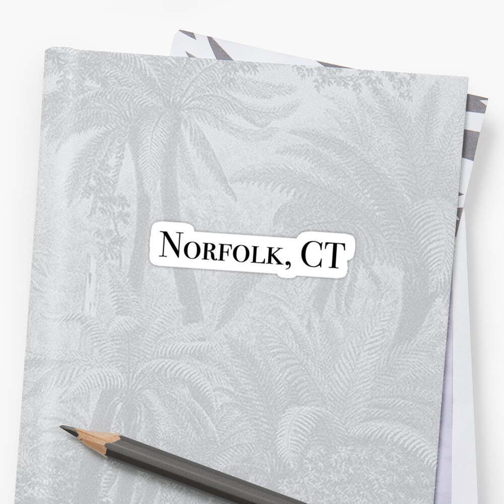 Norfolk, CT by lukaskugler