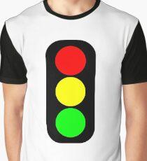Street Light Graphic T-Shirt