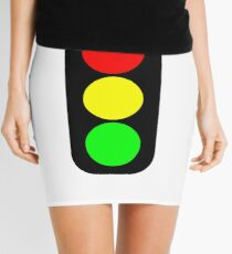 Street Light Mini Skirt