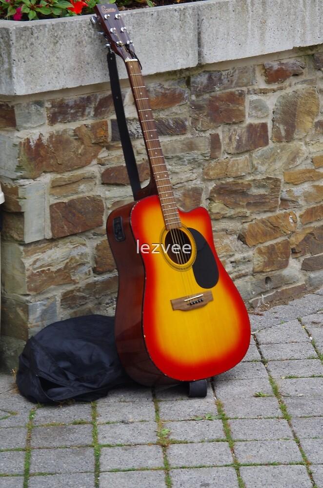 Guitar - St. Austell by lezvee