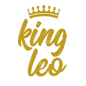 King Leo Gold Crown by RosinaSays