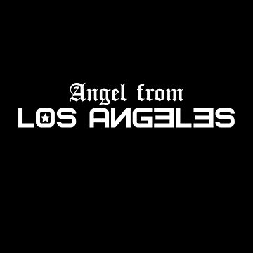Angel from Los Angeles by ShineEyePirate