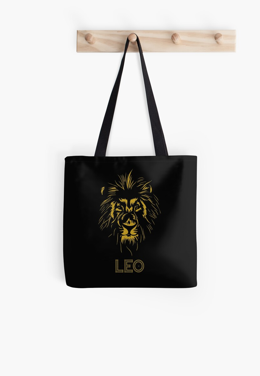 Leo Lion Gold  by RosinaSays