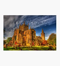 Dunfermline Abbey Scotland Photographic Print