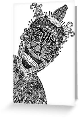 Twisty the Clown by Krista Rodrigo